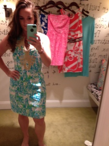 My visit to Lilly Pulitzer